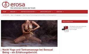 Sensual Being Erosa